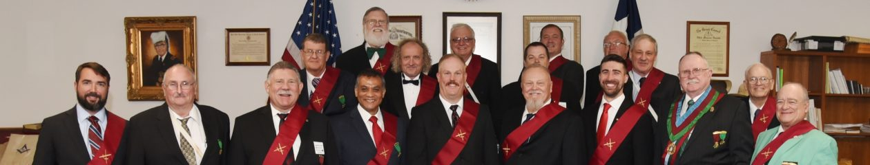 Rose of Sharon Council No. 49 Knight Masons